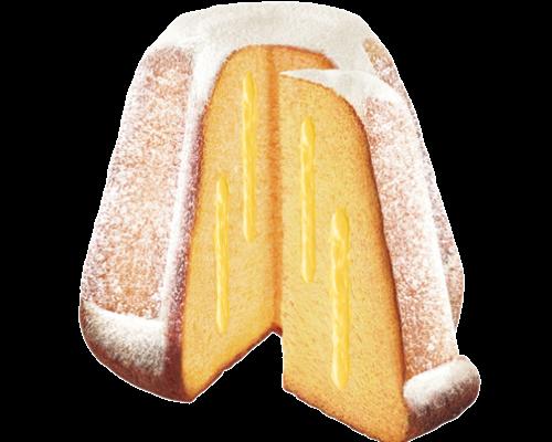 Pandoro al Limone